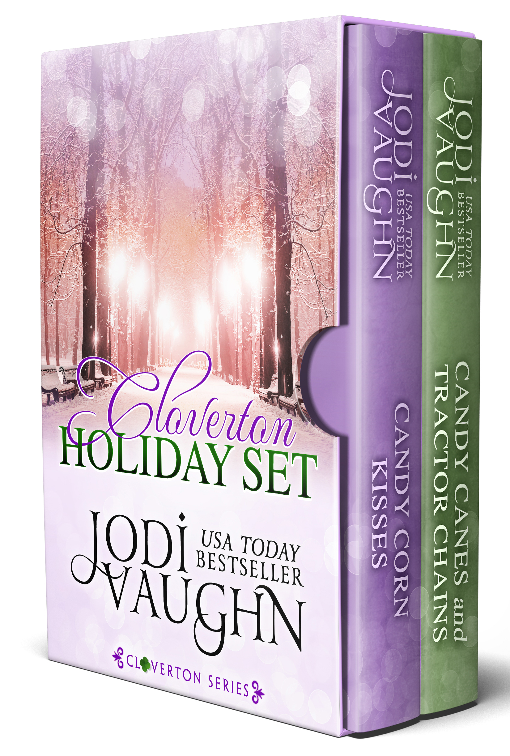 Cloverton Holiday Set