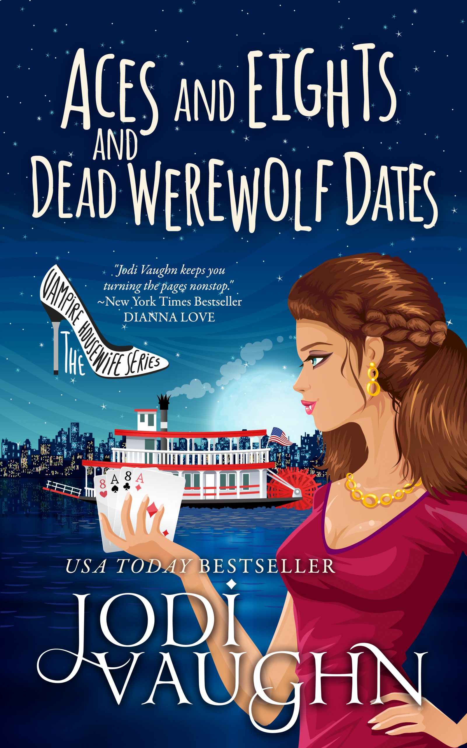 Aces and Eights and Dead Werewolf Dates