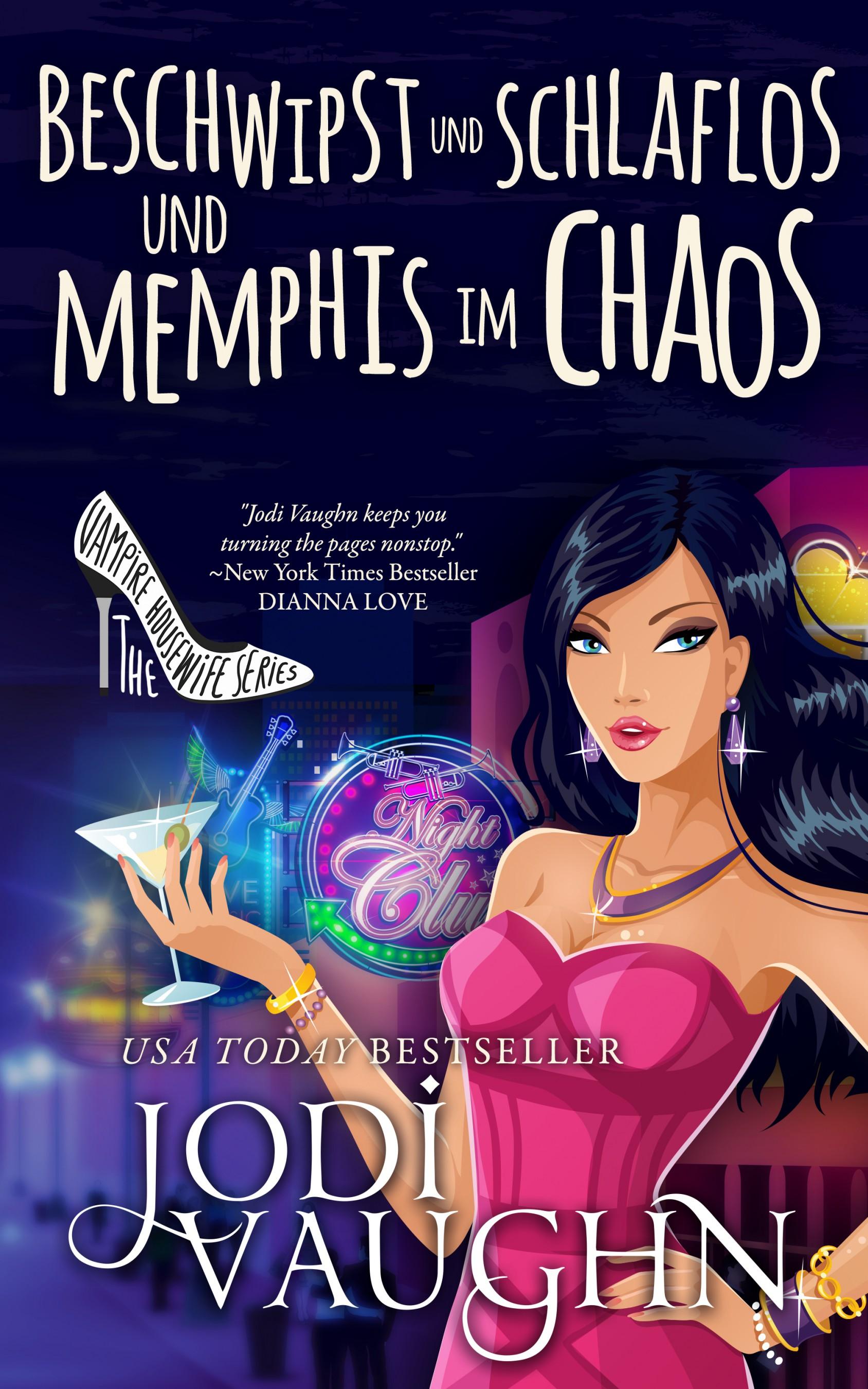 Beschwipst und schlaflos und Memphis im Chaos